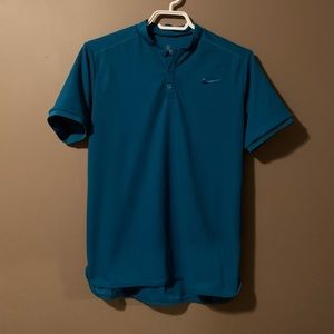 3 for $20! Nike dri fit blue tee